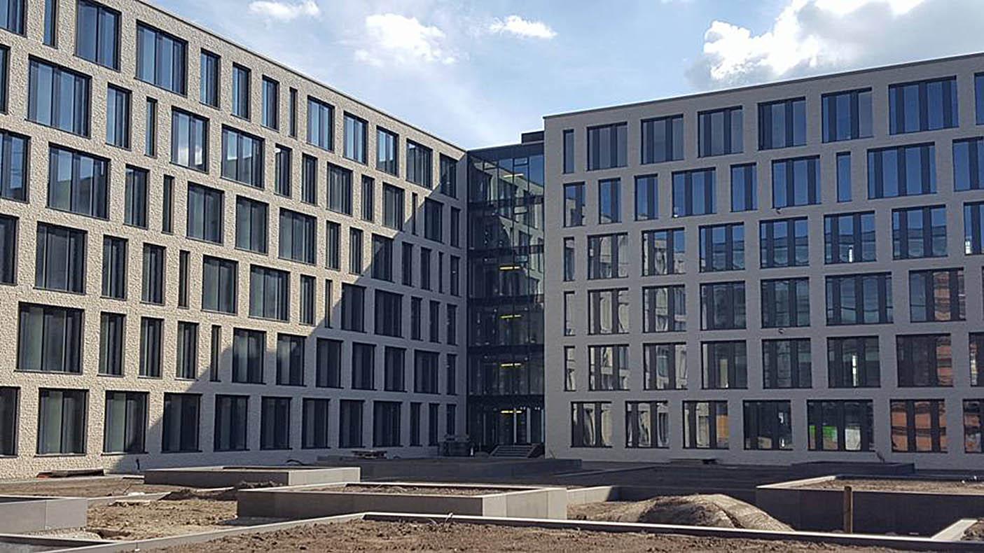 Bochum, Justizzentrums