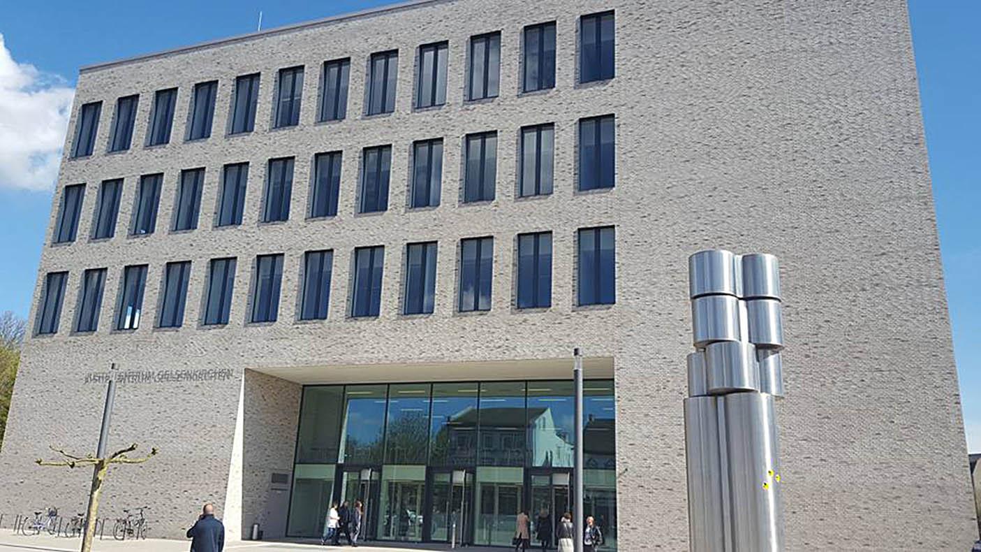 Gelsenkirchen, Justizzentrum